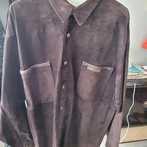 Hors La Loi Leather Jacket
